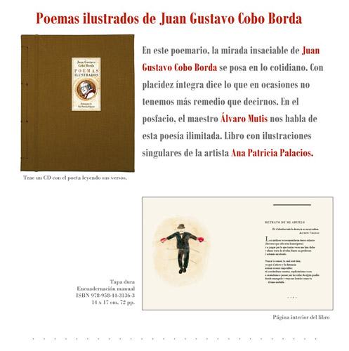 Poemas Ilustrados ,  Juan Gustavo Cobo