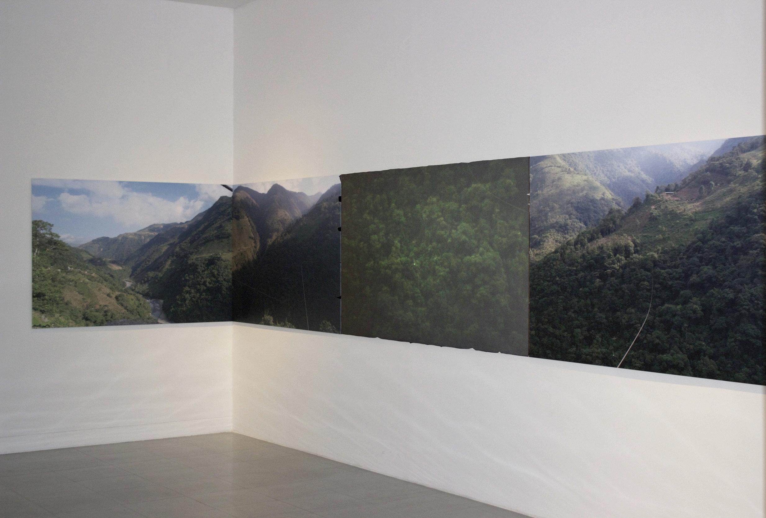 Museo de Antioquia / Garruchas / 2015