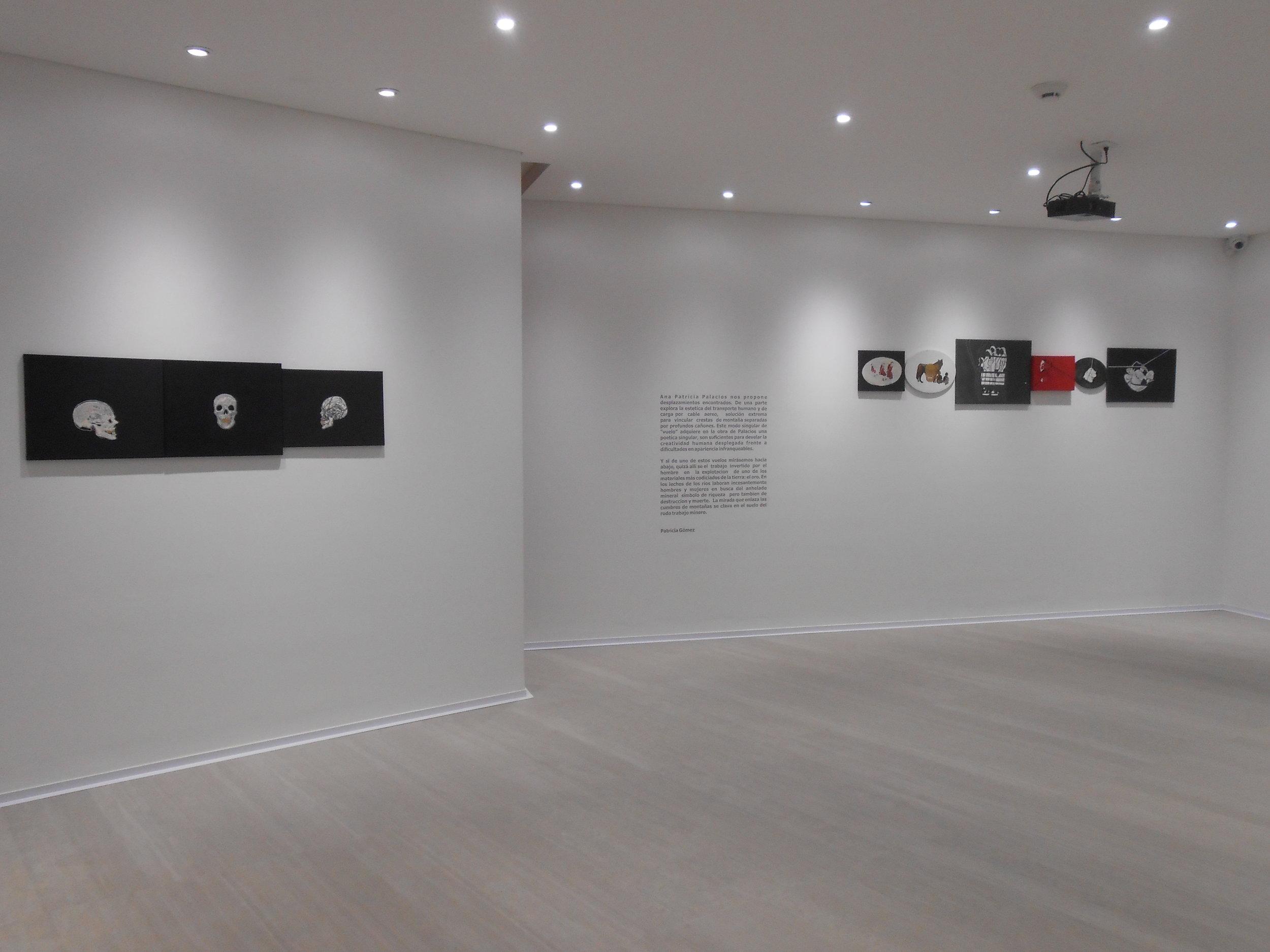 Galeria La Balsa / 2014 / Bogota