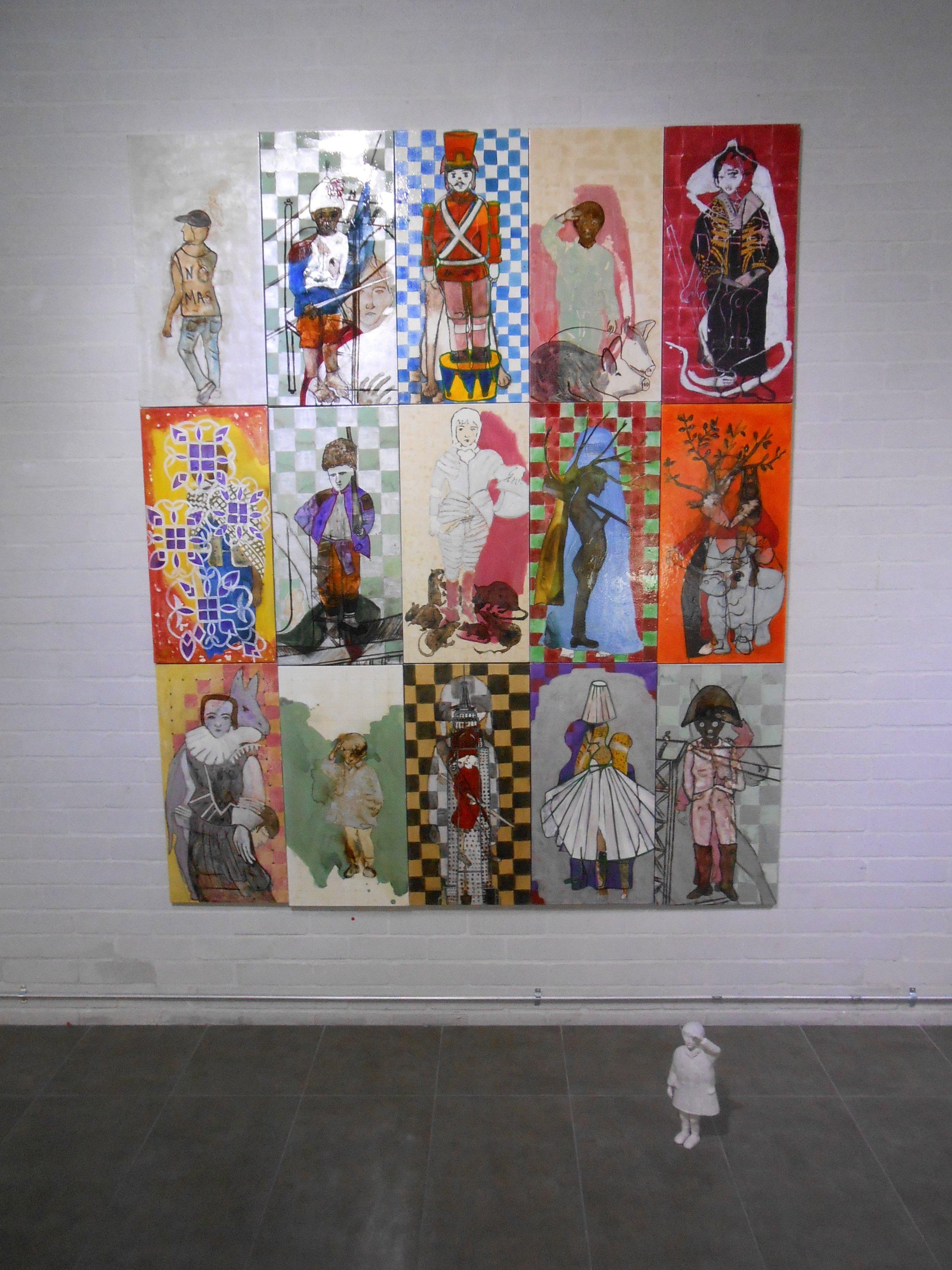 Proyecto Molina Galeria & Jose Amar / 2014 / Medellin