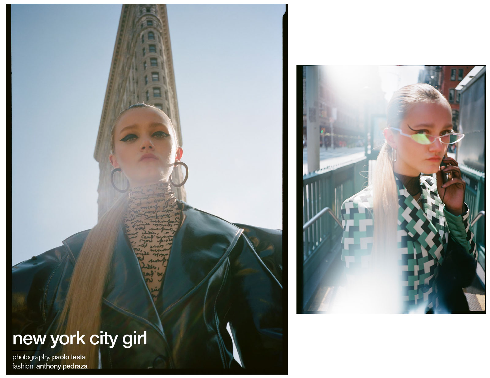 Schon  /Issue 35 New York City Girl