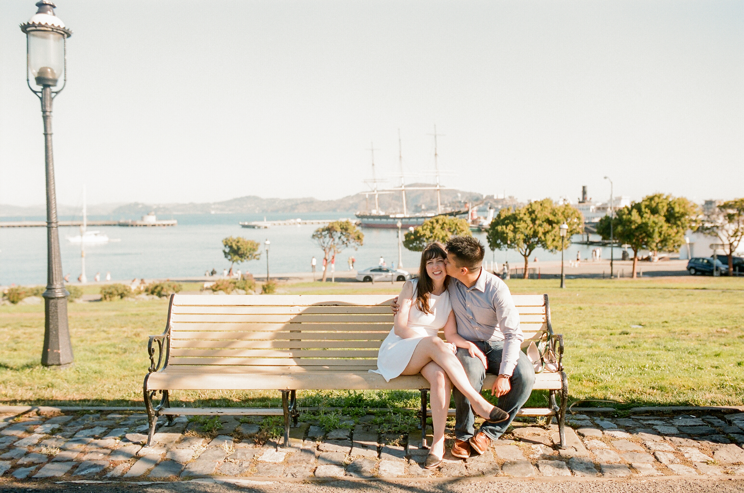 lauren jonas san francisco destination film wedding photographer engagement session