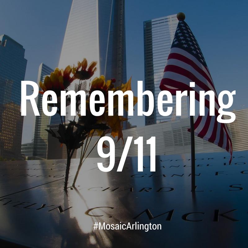Remembering 9/11 || September 2011