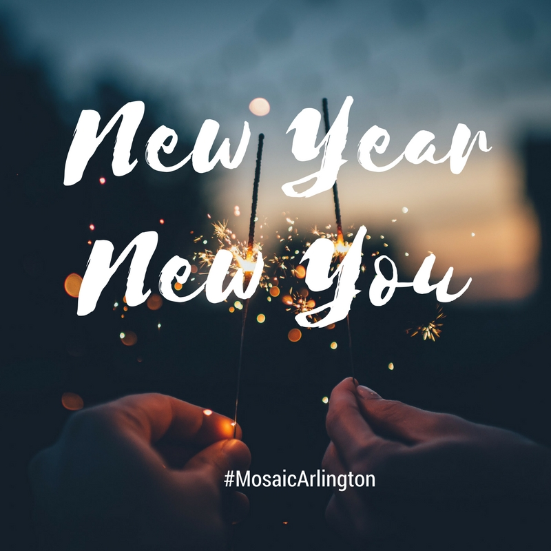 New Year New You || January 2013