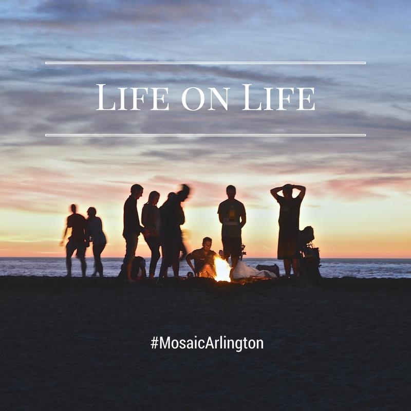 Life on Life || November 2014