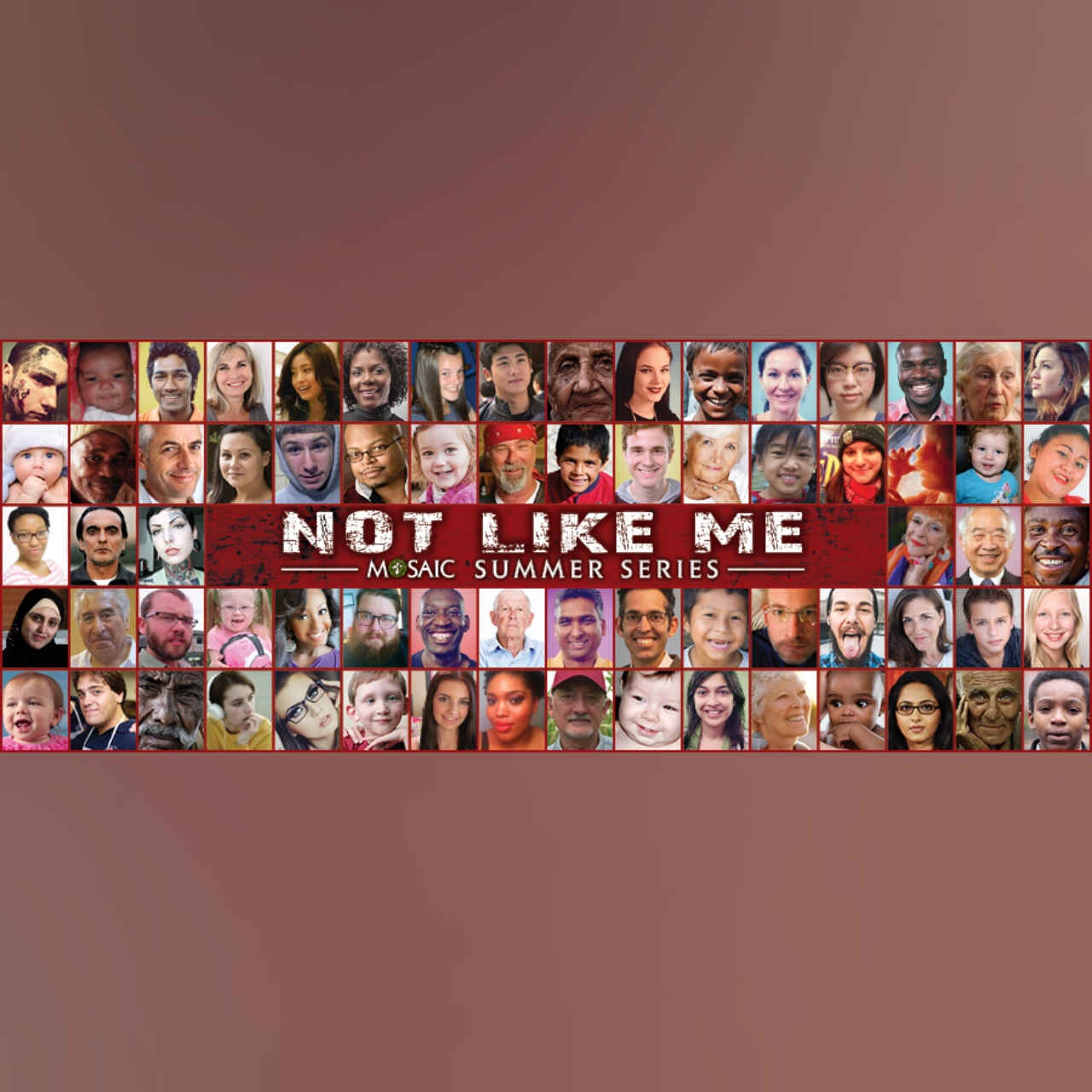 Not Like Me || June - July 2016