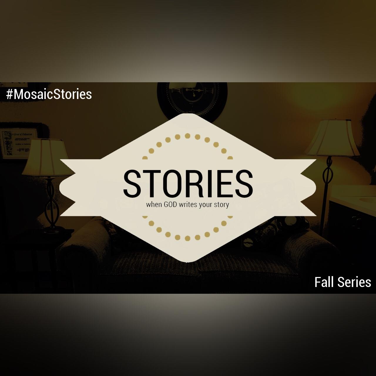 Mosaic Stories || Nov-Dec 2015