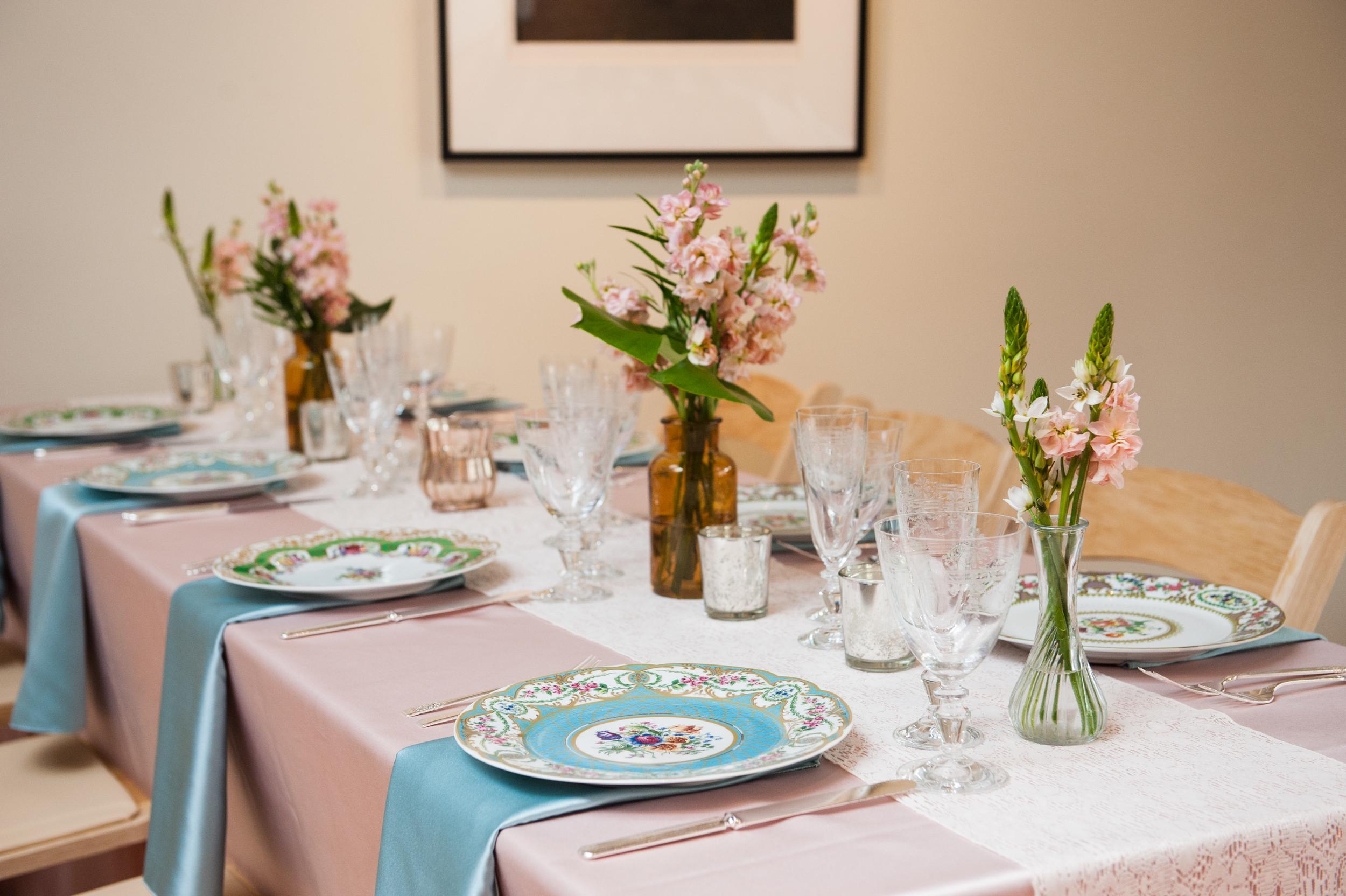 chicago wedding caterer vintage pastel place setting-8.jpg
