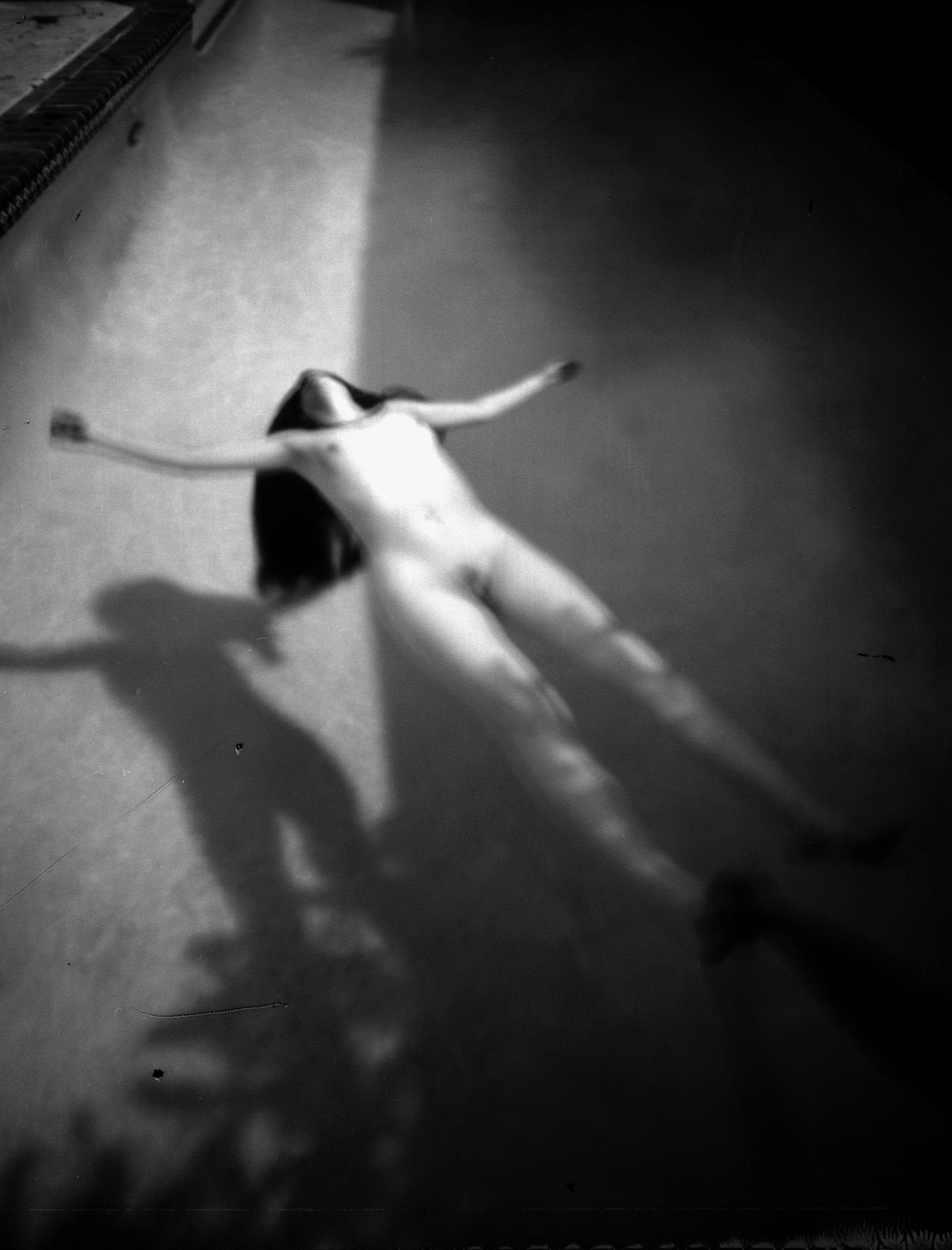 Crime Scene: Pool by Virginia Conesa-O'Gara