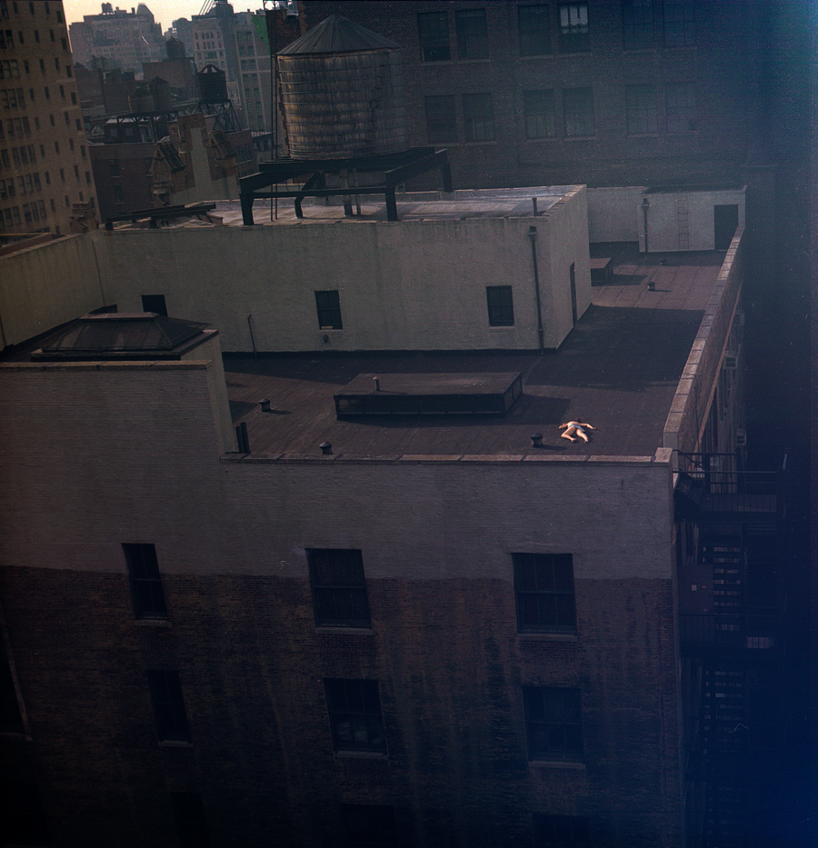 Crime Scene: Park Avenue by Virginia Conesa-O'Gara