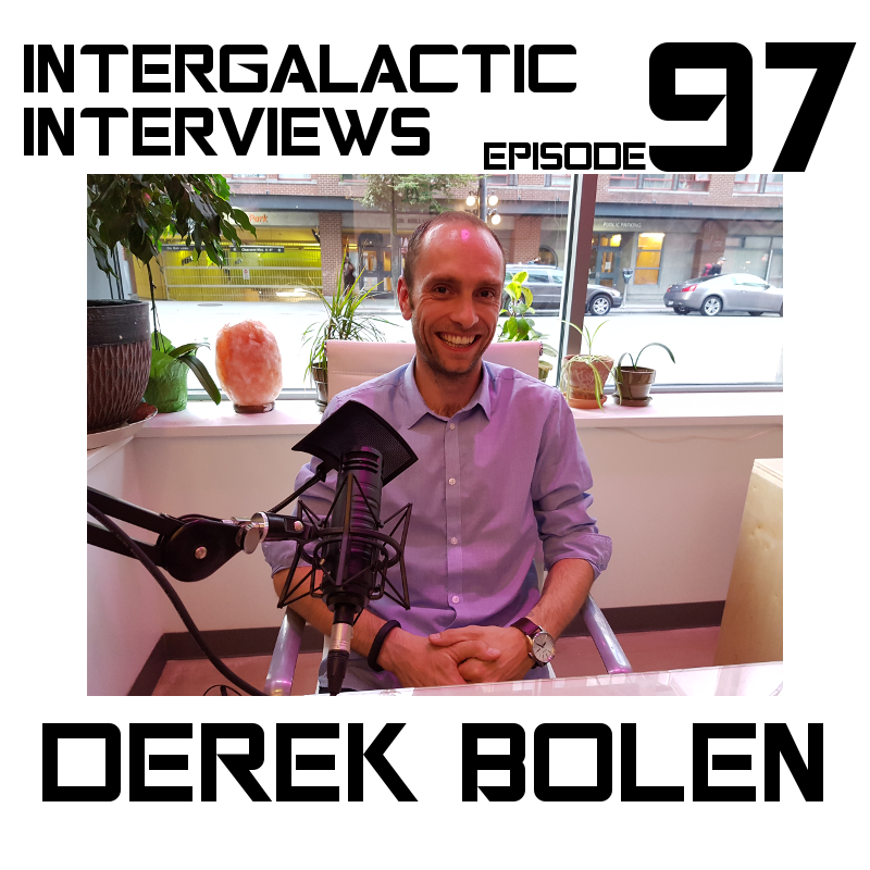derek bolen episode 97 intergalactic interviews 2016 seo social media manager