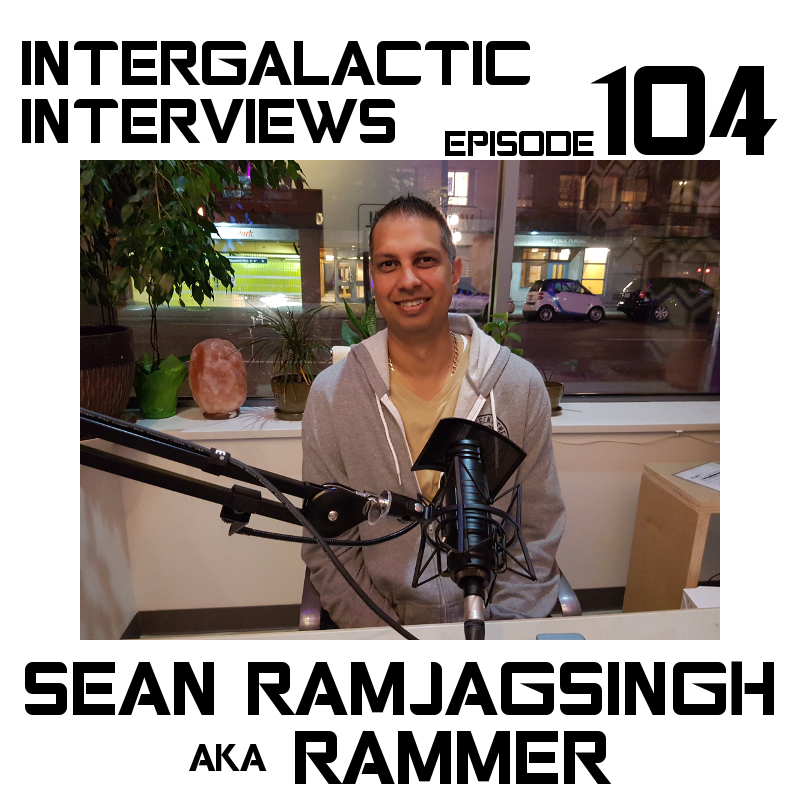 sean ramjagsingh rammer EA sports NHL 17 episode 104 md of the boomsday alliance intergalactic interviews podcast
