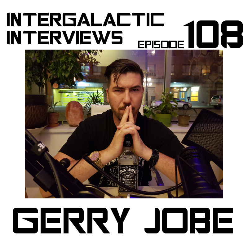 gerry jobe jack daniels intergalactic interviews episode 108 MD of the boomsday alliance JD jayme mcdonald