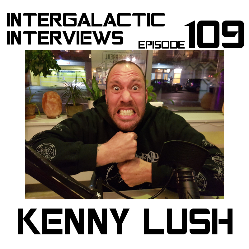 intergalactic interviews kenny lush podcast jayme mcdonald wpw wrestler 2016