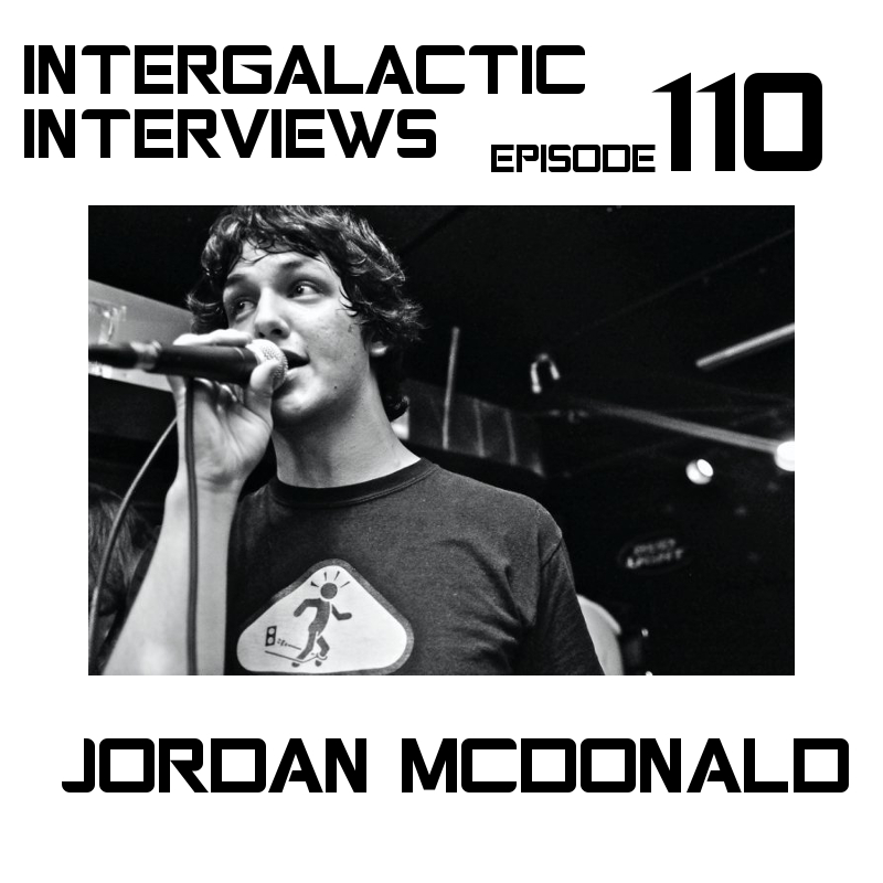 jordan mcdonald north shore intergalactic interviews episode 110 md of the boomsday alliance