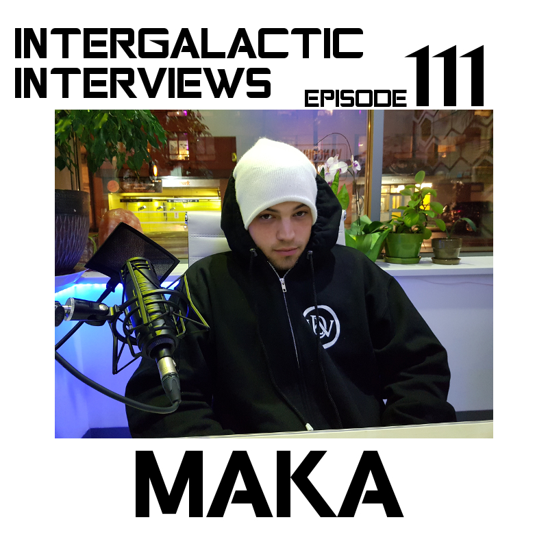 maka intergalactic interviews episode 111 md of the boomsday alliance podcast