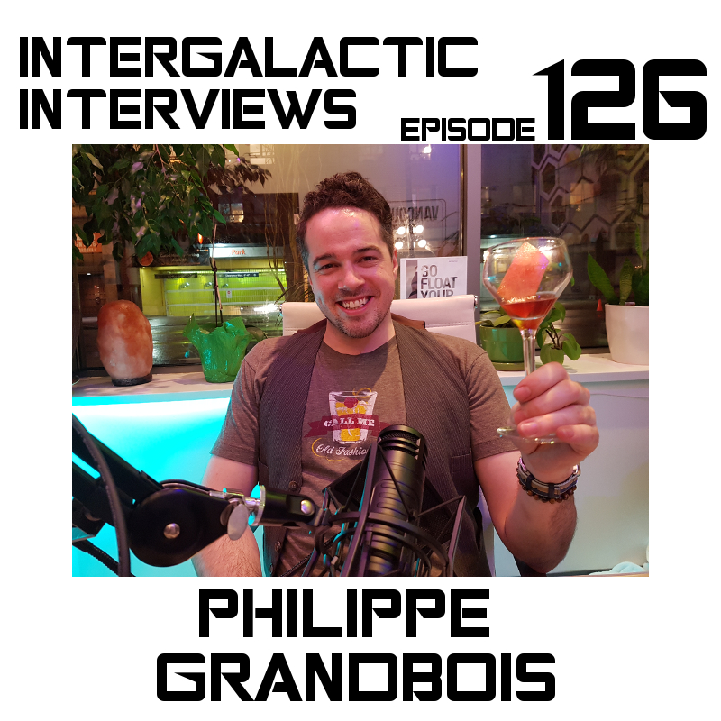 philippe grandbois intergalactic interviews episode 126 jayme mcdonald md of the boomsday alliance bartending consulting vancouver georgia straight