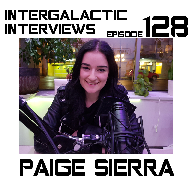 intergalactic interviews episode 128 paige sierra vancouver jayme mcdonald md of the boomsday alliance podcast
