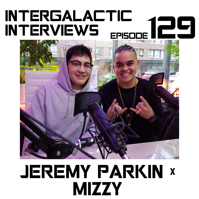 mizzy jerermy parkin podcast intergalactic interviews episode 129 2017 jayme mcdonald md of the boomsday alliance pay the man justin mejia