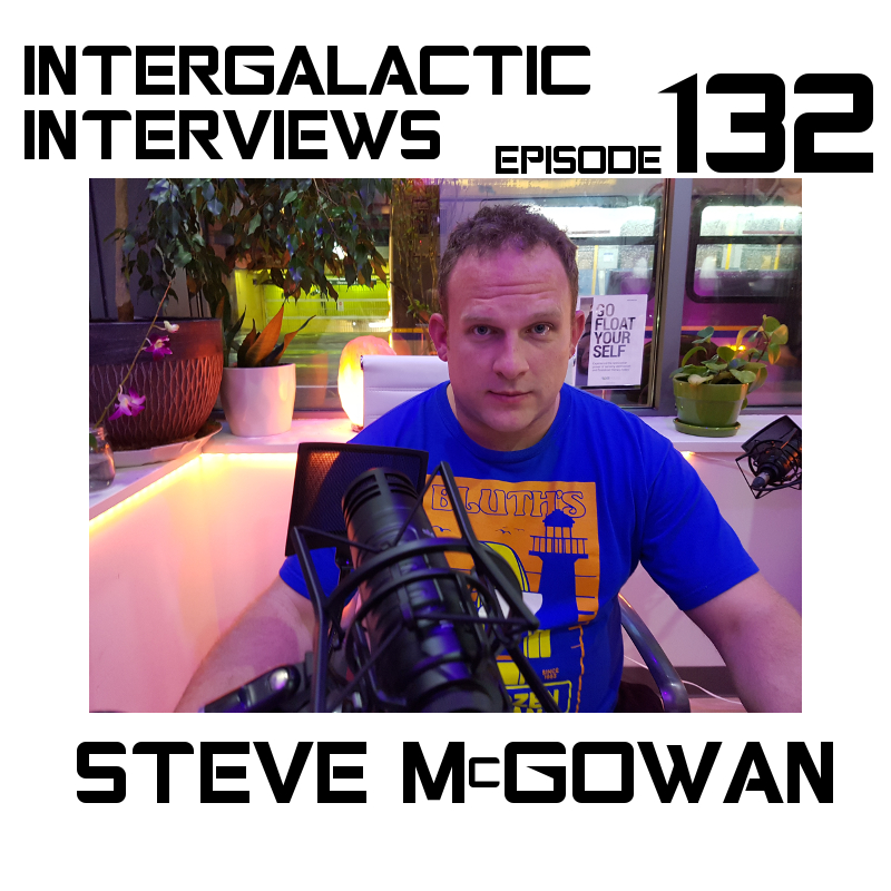 steve mcgowan comedian podcast fuck steve mcgowan intergalactic interviews 2017 episode 132 jayme mcdonald md of the boomsday alliance clip video