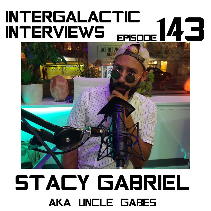 intergalactic interviews stacy gabriel episode 143 skateboarding bric brac kitsch md of the boomsday alliance jayme mcdonald 2017