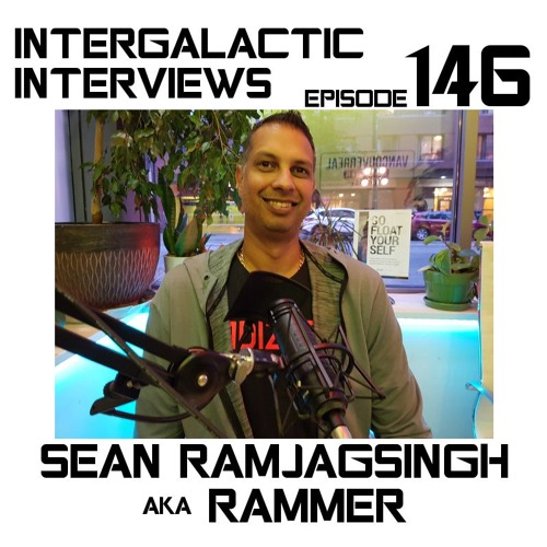 intergalactic interviews ea sports rammer episode 146 md of the boomsday alliance nhl 18 jayme mcdonald sean ramjagsingh 2017 2018 news new podcast