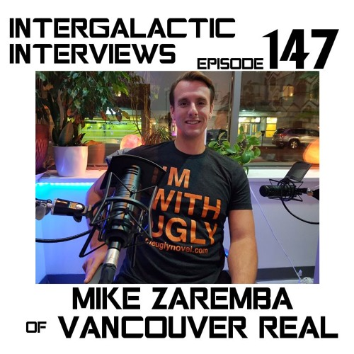 intergalactic interviews mike zaremba episode 147 2017 podcast jayme mcdonald host vancouver real float house mike zaremba andy zaremba gabor mate episode 147 new 2017