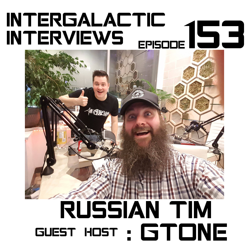 russian tim pavel bures vancouver citr podcast intergalactic interviews gtone MD jayme mcdonald episode 153 c-mart punk rock news 2017 2018