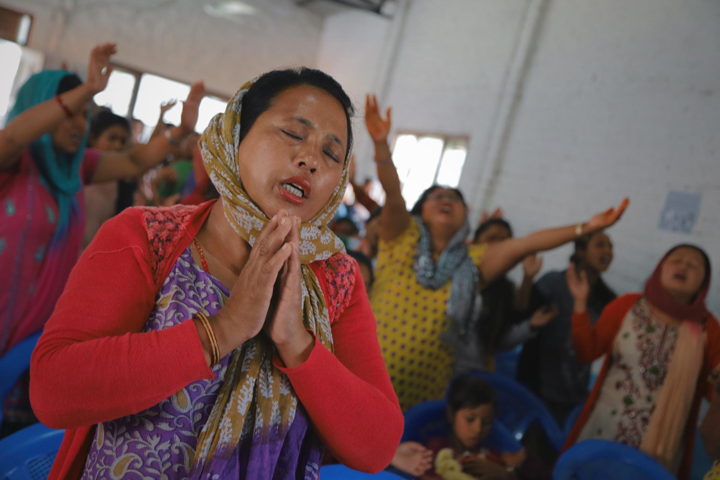 Donate - Nepal