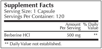Other ingredients: Hypromellose (capsule), microcrystalline cellulose, leucine.