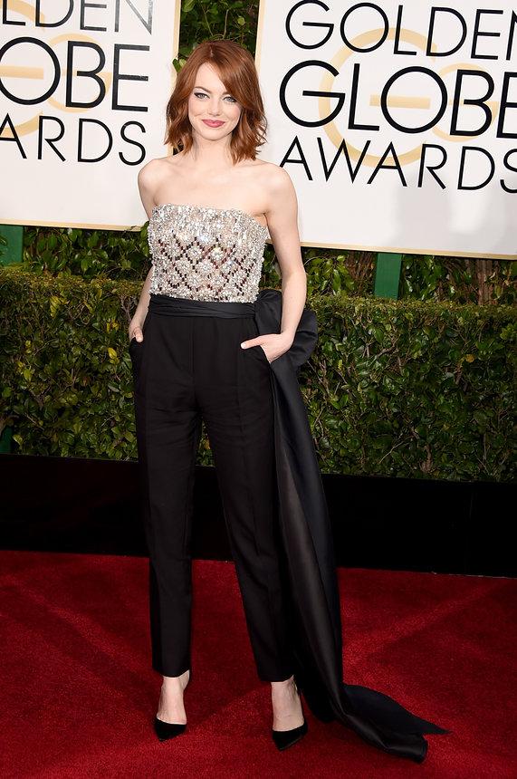Trend Setting Emma Stone