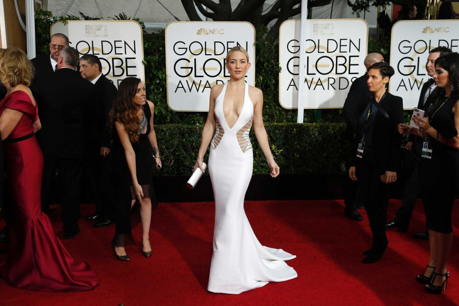 Wow!!!!!!! This is the way to do it Kate Hudson