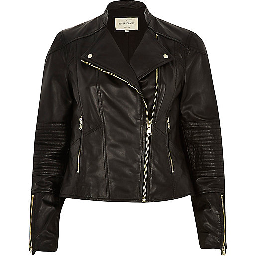 River Island £100 Real leather jacket