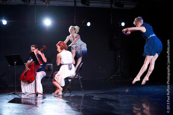 Cadance Collective   Cadance Collective performance with Danceworks   (c) Paul Ruffolo paulruffolo.com All Rights Reserved    — at  Danceworks, Inc.