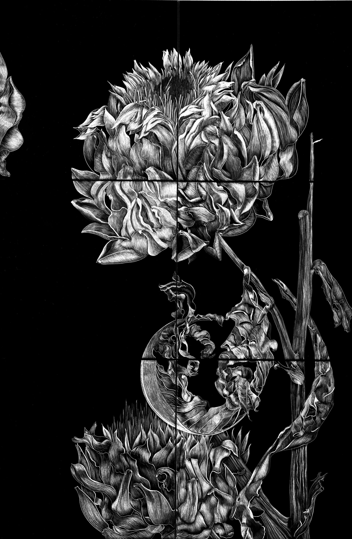 Full Artichoke by Lisa Goesling-Copyright