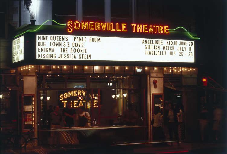 Somerville Threatre (Photo Source: baevents.com)