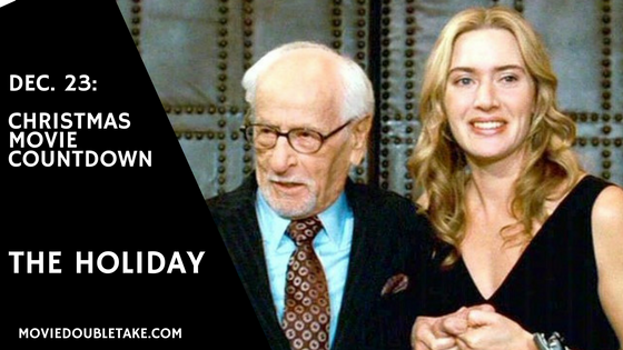 Christmas Movie Countdown: The Holiday