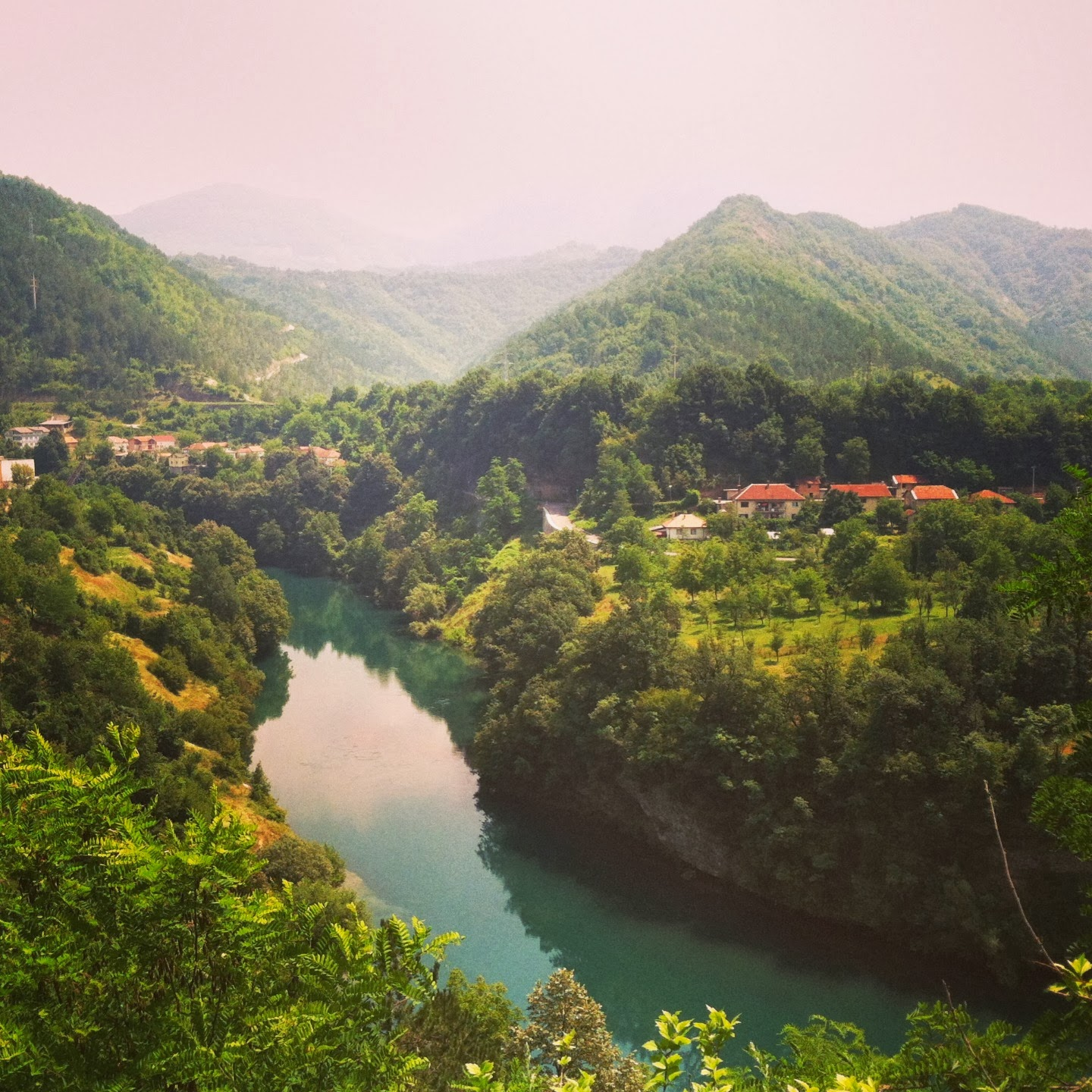 NERETVA RIVER, BOSNIA