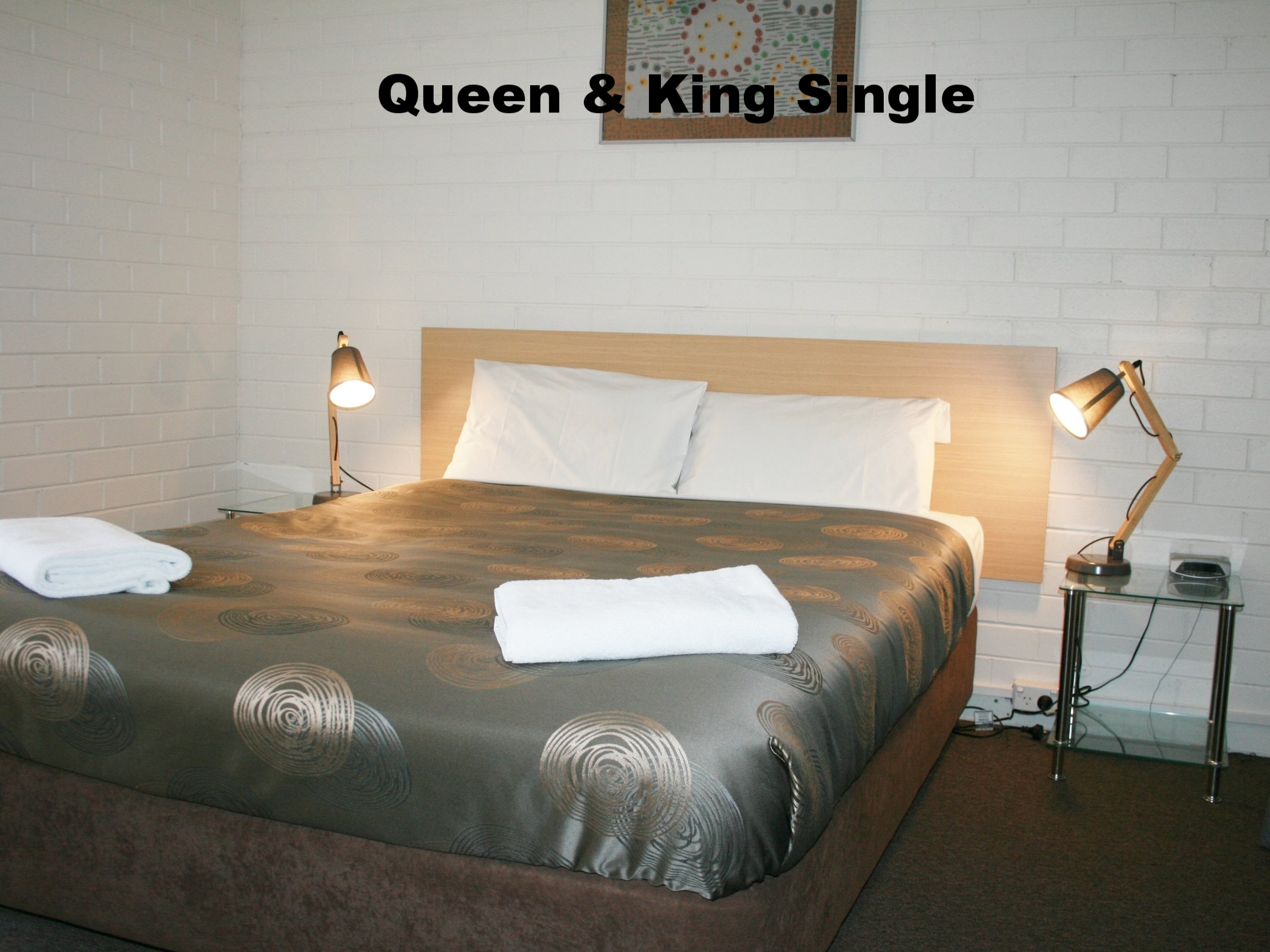 Queen and King Single