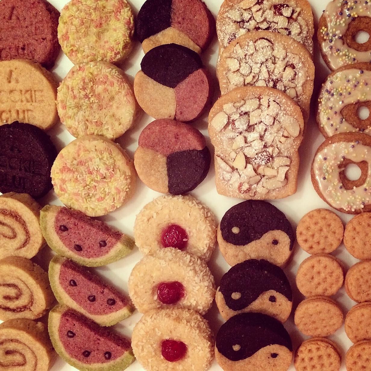 LA Weekly pancake breakfast assortment VEGAN / GLUTENFREE summer 2014