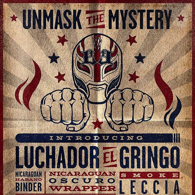 Luchador El Gringo 5 packs $29.99! http://lecciastore-com.3dcartstores.com/El-Gringo-Chin-Music-6x48-5-Pack-_p_74.html