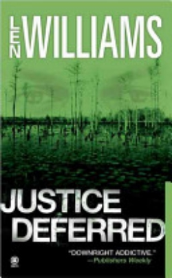 In Development: Film based on the critically acclaimed legal thriller by author Len Williams