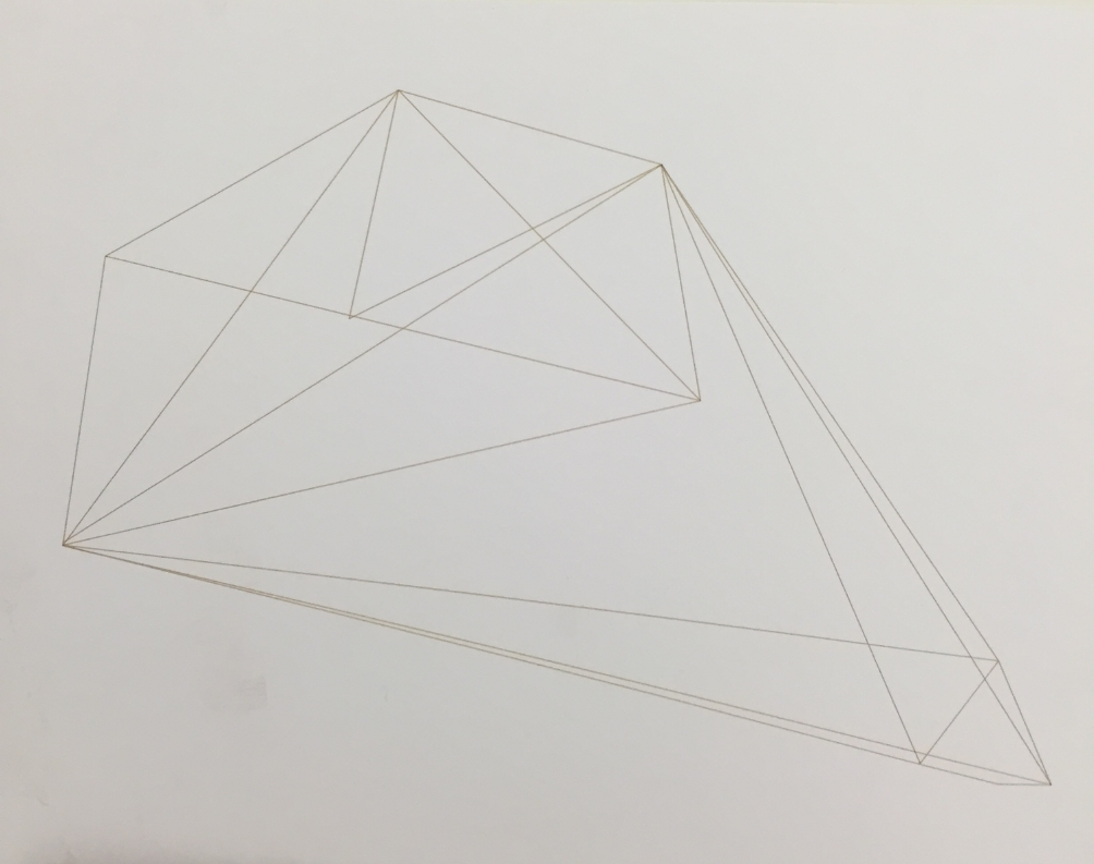 Laser cutting using paper