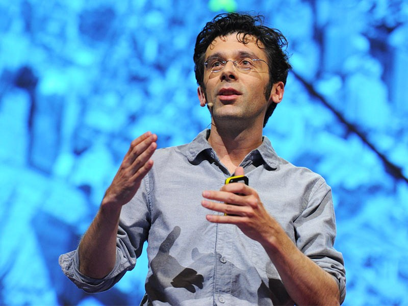 Kevin Slavin, MIT Media Lab