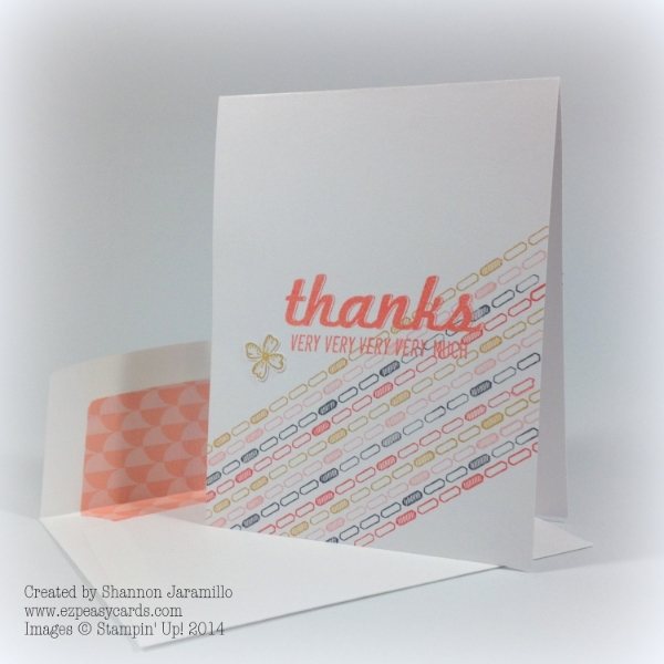 A Simple Thank You for The Paper Players - PP208