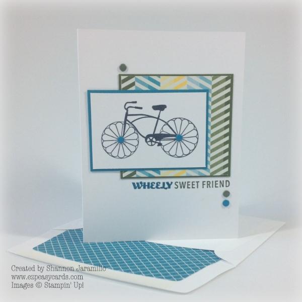 Wheely Sweet Friend - RS#132