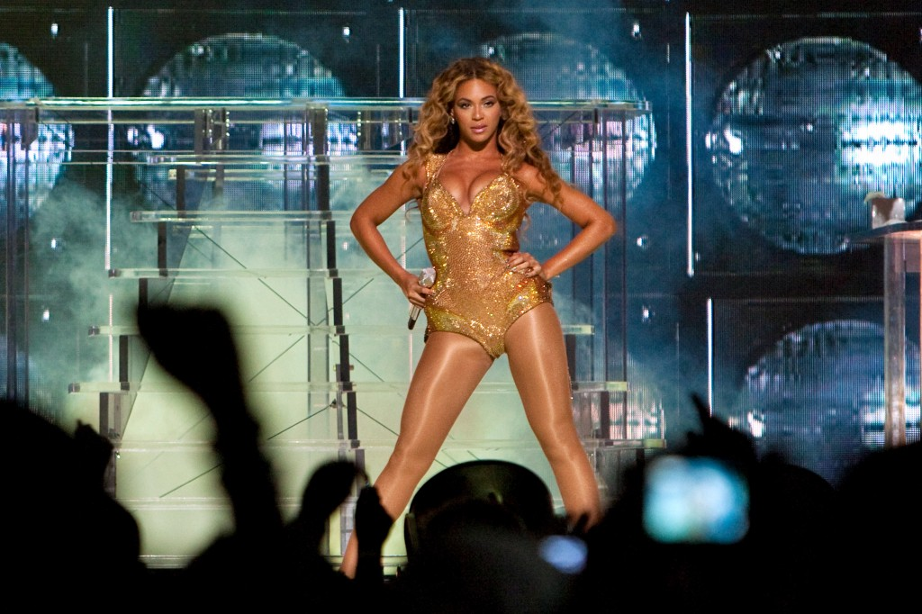 The Beyonce lane is occupied. Do you.