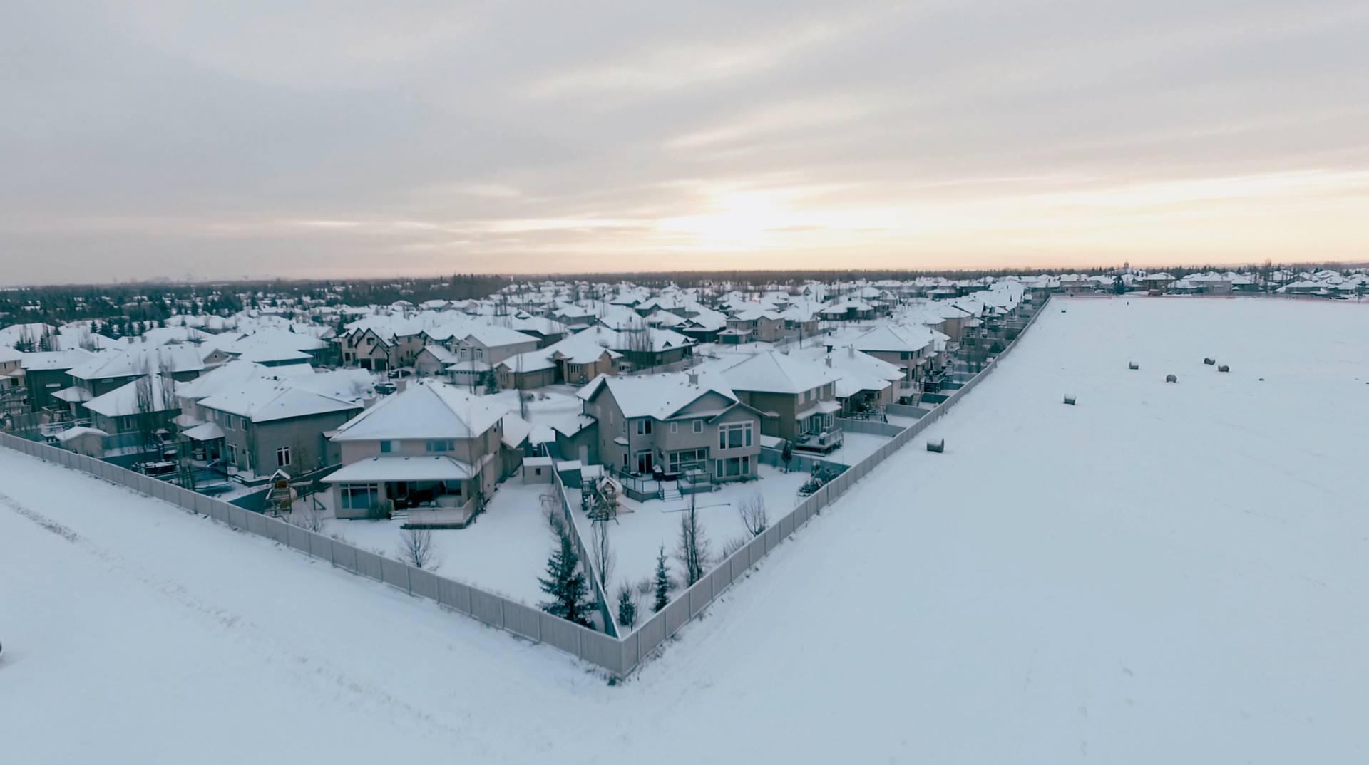 Drone Video Edmonton