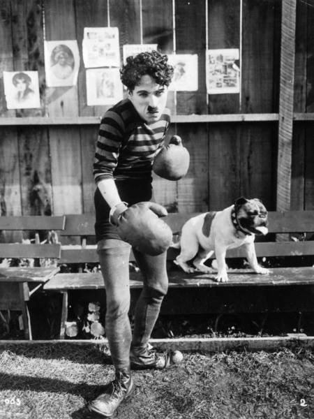 Charlie Chaplin Champion