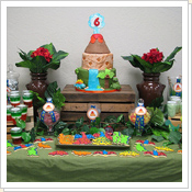 Candy Buffets & Party Tables
